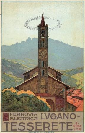 Ferrovia elettrica Lugano - Tesserete