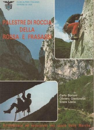 Palestre di roccia della Rossa e Frasassi