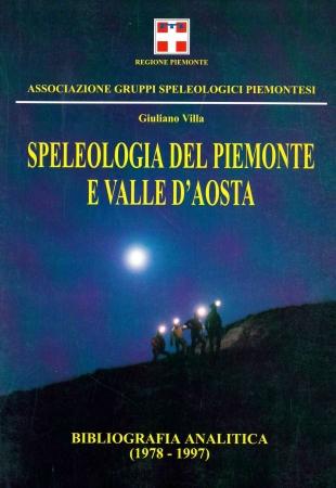 Speleologia del Piemonte e Valle d'Aosta
