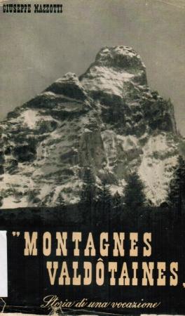 Montagnes valdôtaines vous êtes mes amours