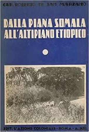 Dalla piana somala all'altipiano etiopico