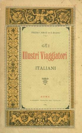 Gli illustri viaggiatori italiani
