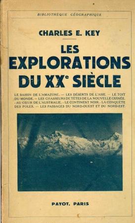 Les explorations du 20. siecle