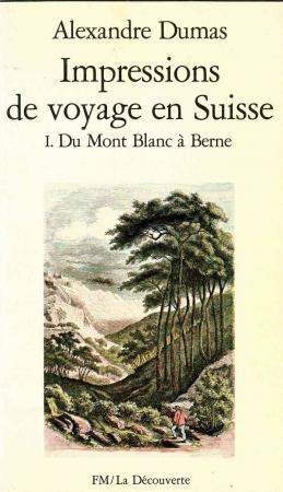 1: Du Mont Blanc a Berne