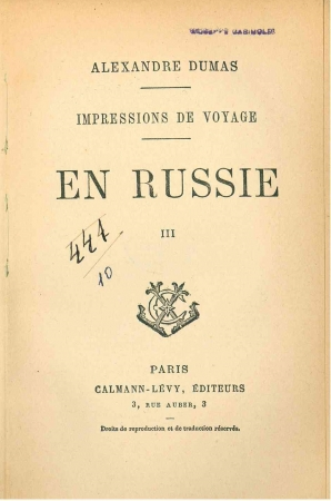 3: En Russie