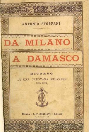 Da Milano a Damasco