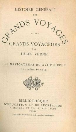 4: Les navigateurs du 18. siècle. Deuxième partie
