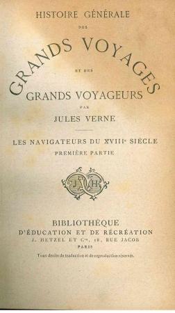 3: Les navigateurs du 18. siècle. Première partie