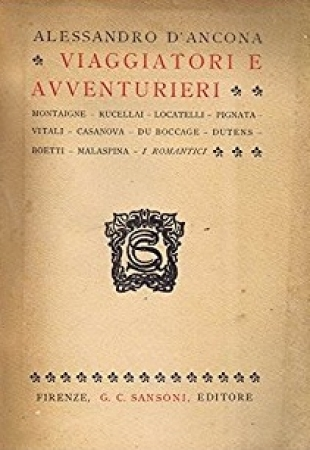 Viaggiatori e avventurieri