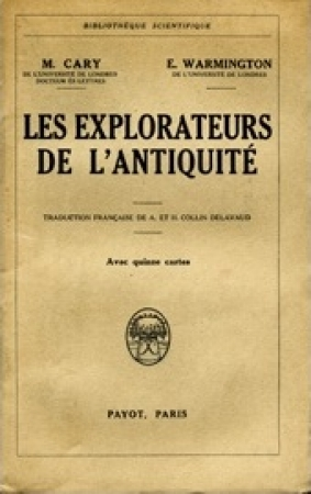 Les explorateurs de l'antiquite