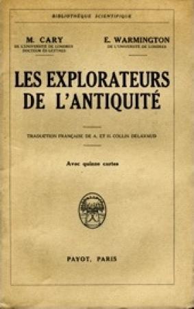 Les explorateurs de l'antiquite