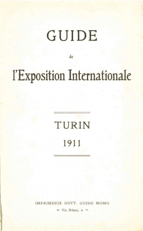 Guide de l'exposition internationale