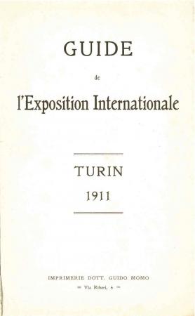 Guide de l'exposition internationale