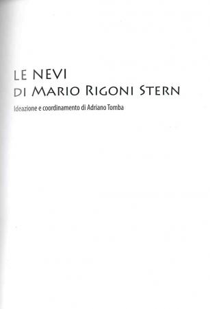 Le nevi di Mario Rigoni Stern