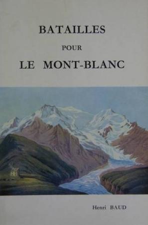 Batailles pour le Mont-Blanc