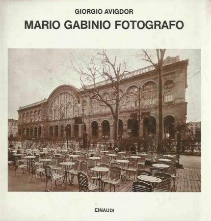 Mario Gabinio fotografo