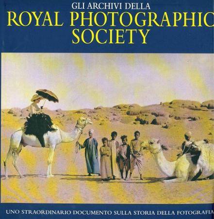 Gli archivi della Royal photographic society