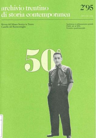 Archivio trentino di storia contemporanea