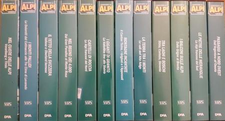 Conoscere le Alpi