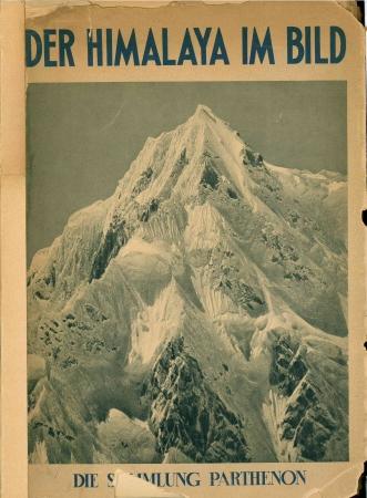 Der Himalaya im bild
