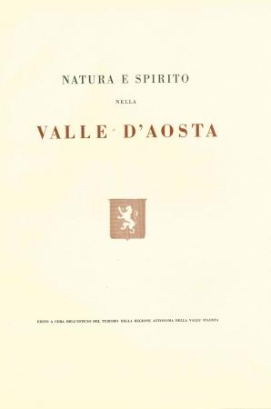 Natura e spirito nella Valle d'Aosta