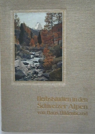 Herbst in den Schweizer Alpen