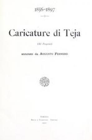 Caricature di Teja