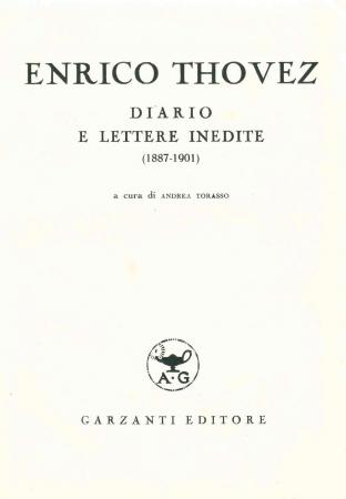 Diario e lettere inedite