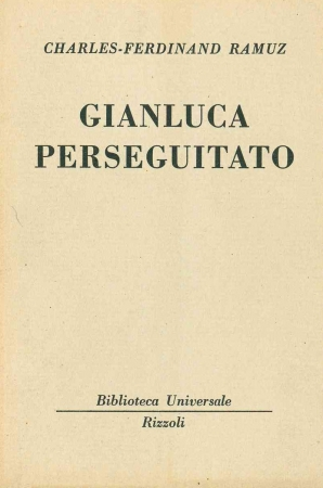 Gianluca perseguitato