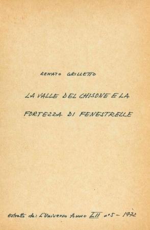 La valle del Chisone e la fortezza di Fenestrelle