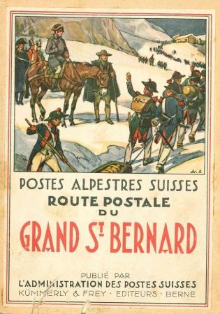 Route postale du Grand St. Bernard