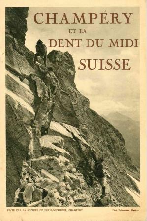 Champéry et la Dent du Midi