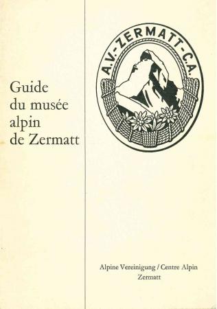Guide du musée alpin de Zermatt