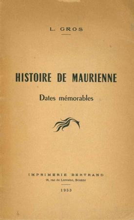 Histoire de Maurienne