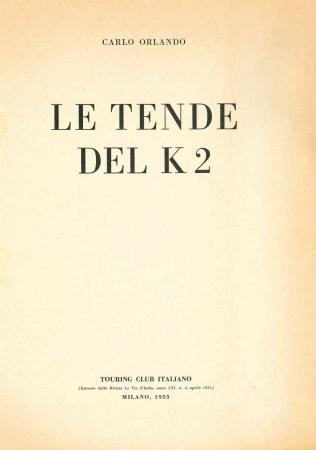 Le tende del K2
