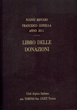 Il libro delle donazioni