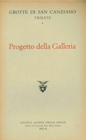 Progetto della Galleria