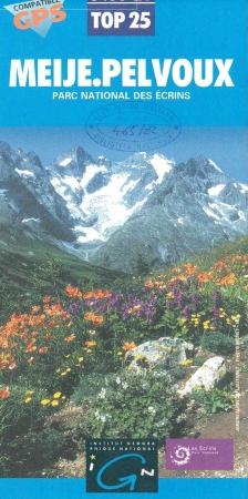 TOP 25 3436 ET, Meije, Pelvoux, Parc national des Ecrins
