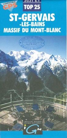 TOP 25 3531 ET, St-Gervais-les-Bains, Massif du Mont-Blanc