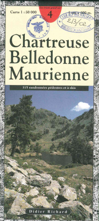 Chartreuse, Belledonne, Maurienne