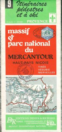 Massif et parc national du Mercantour