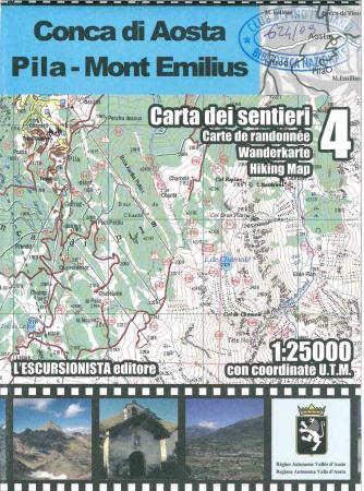 Conca di Aosta, Pila, Mont Emilius