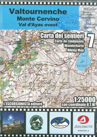Valtournenche, Monte Cervino, Val D'Ayas ovest
