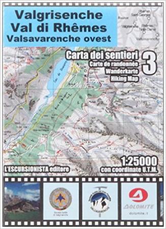 Valgrisenche, Val di Rhêmes, Valsavarenche ovest