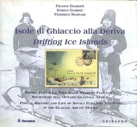 Isole di ghiaccio alla deriva