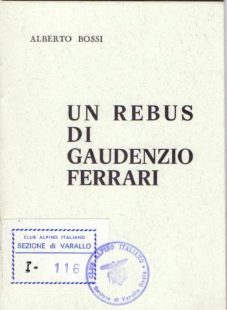 Un rebus di Gaudenzio Ferrari