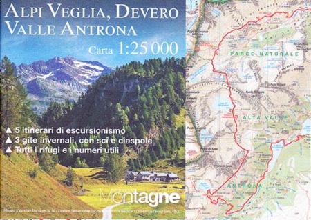 Alpi Veglia, Devero, Valle Antrona