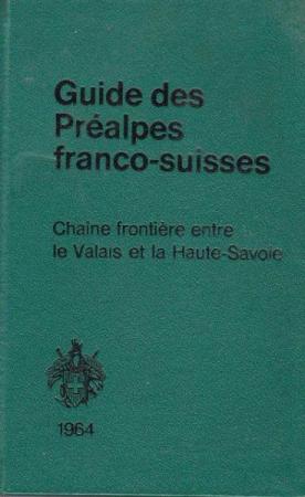 Guide des Préalpes Franco Suisse