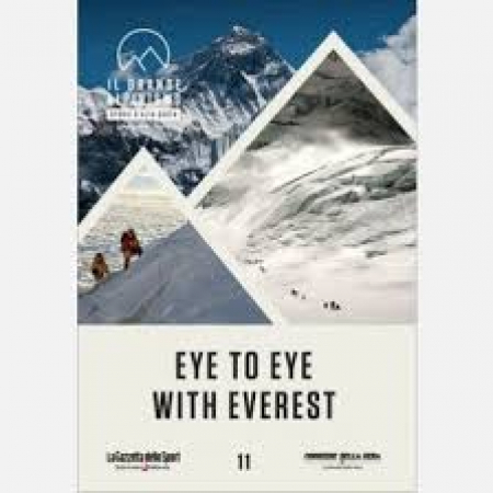 Eye to eye with Everest