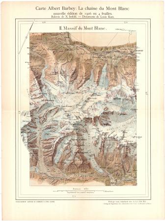 2: *Massif du Mont Blanc